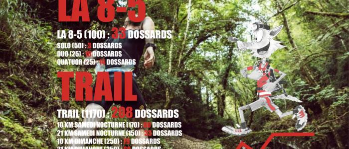 Slide trail le champ du loup 7 et 8 avril 2018 chantonnay vendée 85 - Chantonnay raid