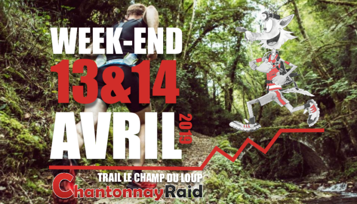 Trail le champ du loup 13 et 14 avril 2019 chantonnay raid slide