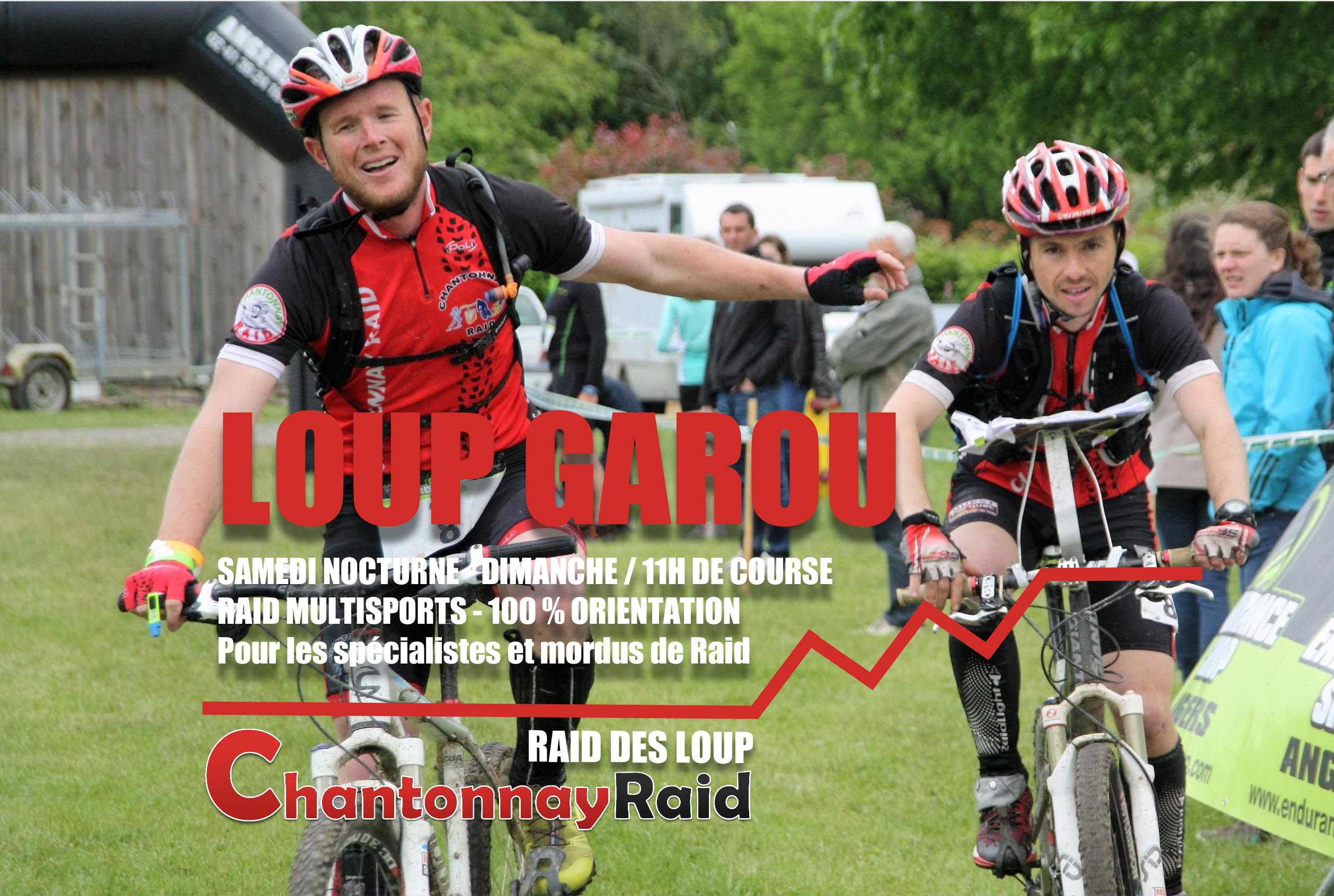 Calendrier Raid Multisport 2019.Raid Loup Garou 11h De Course Chantonnay Raid